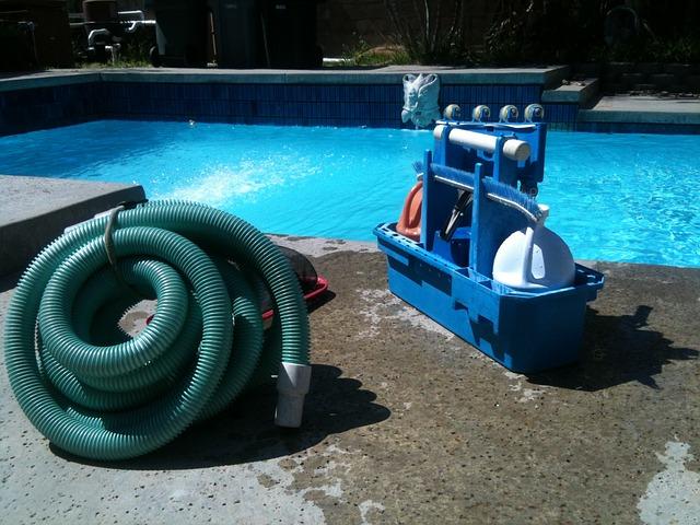 Dokonalou pomoc nabízí automatický bazénový vysavač