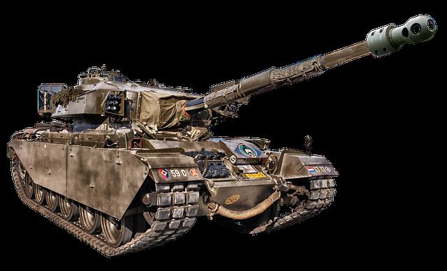 bitevní tank