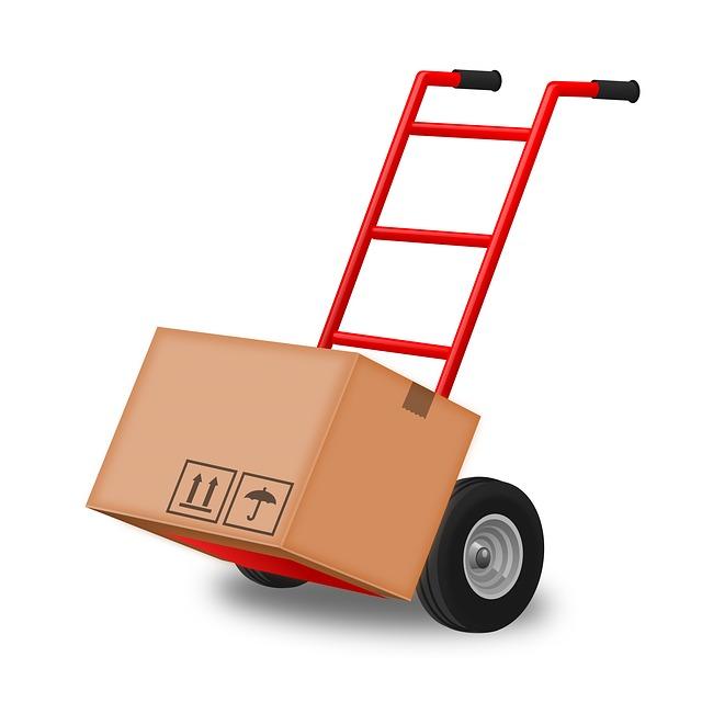 ruční vozík s krabicí.jpg