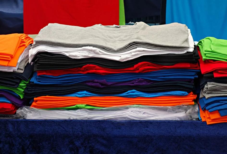 složená trička